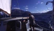 In the strait of Gibraltar